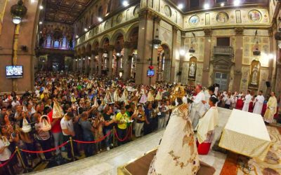 Círio 2019: Missa do Mandato iniciou a programação oficial da grande Festa da Rainha da Amazônia