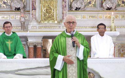 Homilia 18 Set 2019 (Qua) 07h – Pe. Giovanni Maria Incampo, CRSP – Paróquia N. Sra de Nazaré do Desterro | #BSNaovivo