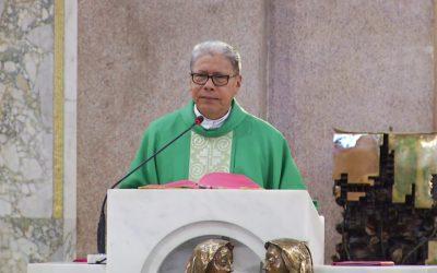 Homilia 25 Set 2019 (Qua) 07h – Pe. José Maria Ramos das Mercês, Superior Provincial dos CRSP