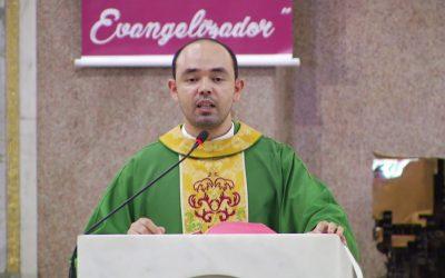 Homilia 26 Set 2019 (Qui) 18h – Pe. Francisco Maria Cavalcante, CRSP – Pároco da Paróquia N. Sra. de Nazaré do Desterro