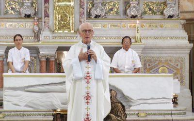 Homilia 27 Set 219 (Sex) 07h – Pe. Giovanni Maria Incampo, CRSP – Paróquia N. Sra. de Nazaré do Desterro