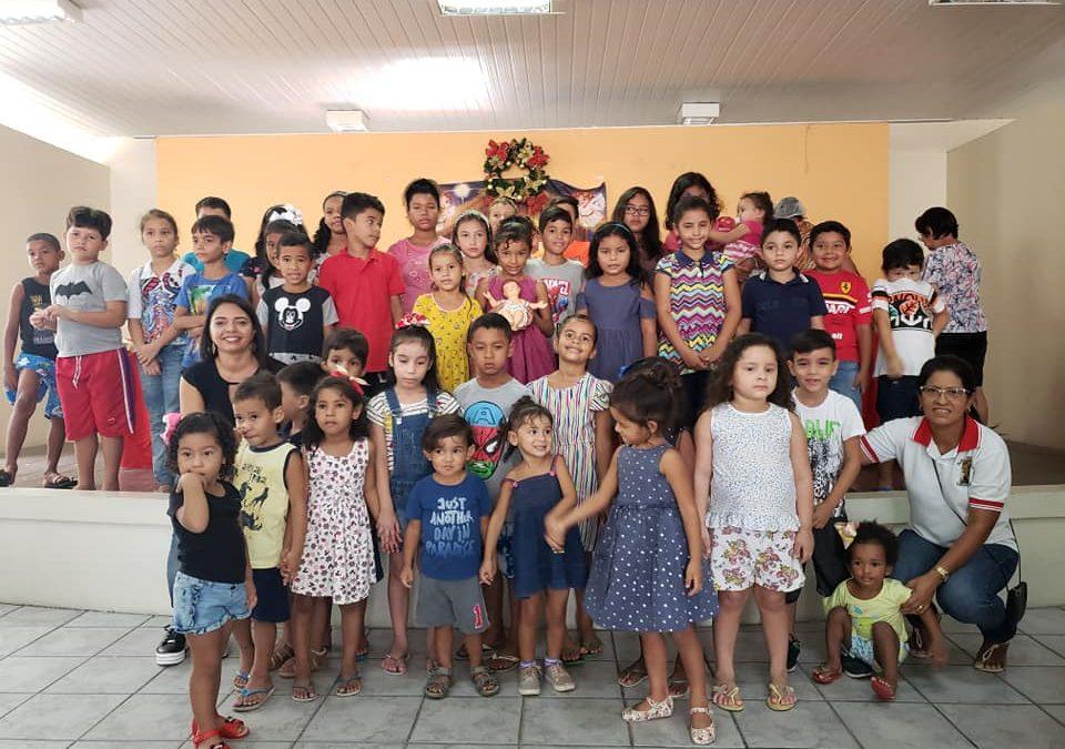 Comunidade São Brás promoveu Natal Solidário