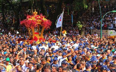 Círio2021: Padres Barnabitas inauguram a nova estação dos carros e anunciam a programação oficial da festa