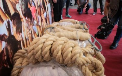 Círio 2020: Guarda de Nazaré realizou vistoria na Corda para exposição