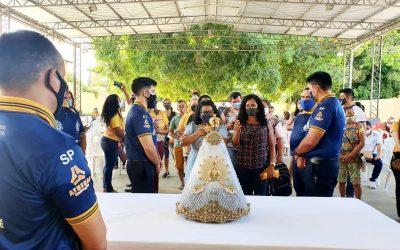 Círio 2020: Imagem Peregrina de Nossa Senhora de Nazaré visitou o Distrito de Mosqueiro