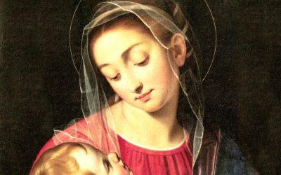 Mãe da Providência – por Padre Francisco Maria Cavalcante