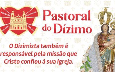 Seja um dizimista e contribua com o Santuário da Rainha da Amazônia