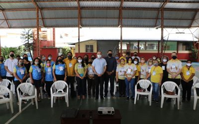Semana de formação aos colaboradores dos novos Projetos Sociais Nazarenos