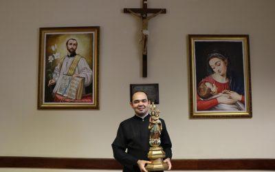 Padre Francisco M. Cavalcante: Quatro anos de vida sacerdotal!
