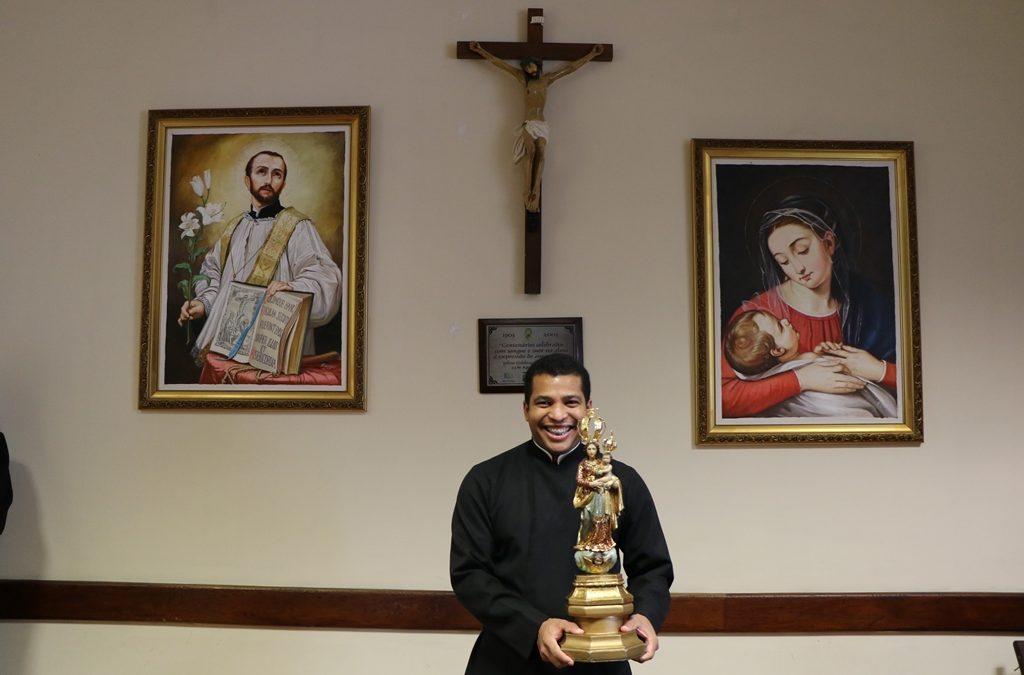 Padre Rosinei M. de Souza: Quatro anos de vida sacerdotal
