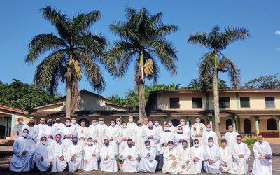 Retiro Espiritual: Província Norte reunida em planejamento para 2021