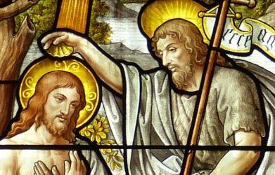 Solenidade do Batismo do Senhor