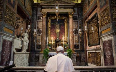 Intenções de oração do Papa Francisco para 2022