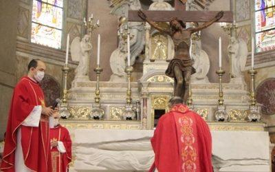Celebração da Paixão do Senhor encerra programação desta Sexta-feira Santa, na Basílica de Nazaré