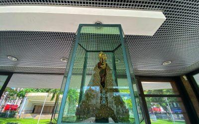 Visitação à Imagem Peregrina de Nossa Senhora de Nazaré encerra neste domingo (11)