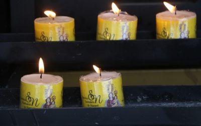 Mês Mariano: acenda uma vela por você ou por alguma outra intenção particular