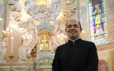 Feliz aniversário, Padre Cavalcante!