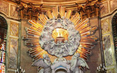 Detalhes do Santuário: O Glória