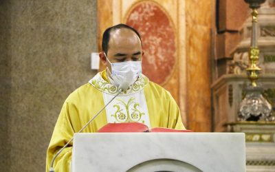 Reflexão do evangelho do dia – por Pe. Francisco Maria Cavalcante
