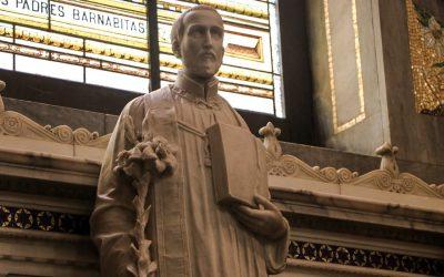 Missa em honra a Santo Antonio Maria Zaccaria é implantada