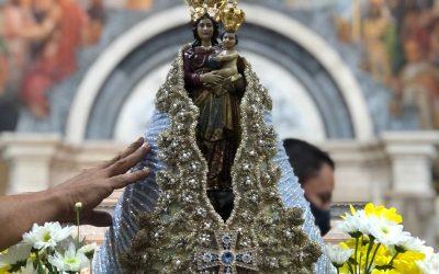 A Imagem Peregrina de Nossa Senhora de Nazaré está de volta ao Rio de Janeiro!