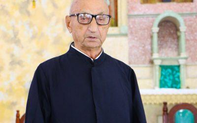 Nota de falecimento: Padre Giuseppe Maria Giambelli