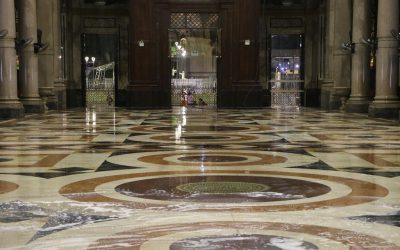 Em preparação para o Círio 2021, Basílica Santuário de Nazaré passa por limpeza