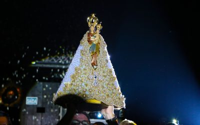 O manto de Nossa Senhora de Nazaré será apresentado nesta quinta-feira, 07!