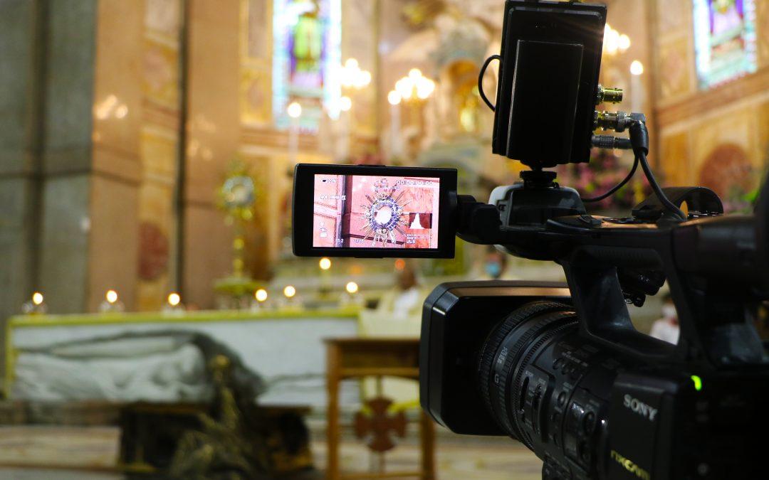 Apoiadores Culturais contribuem com as transmissões do Santuário de Nazaré