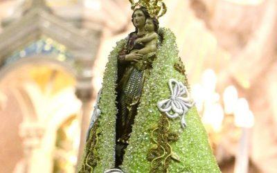 Confira o descritivo do Manto Oficial de Nossa Senhora de Nazaré 2021!